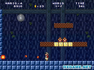 لعبة ماريو فلاش اون لاين 2013 - Mario Game - العاب ماريو - سوبر ماريو