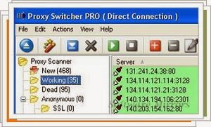 Proxy Switcher Standard 5.9.1 Build 6698 Download
