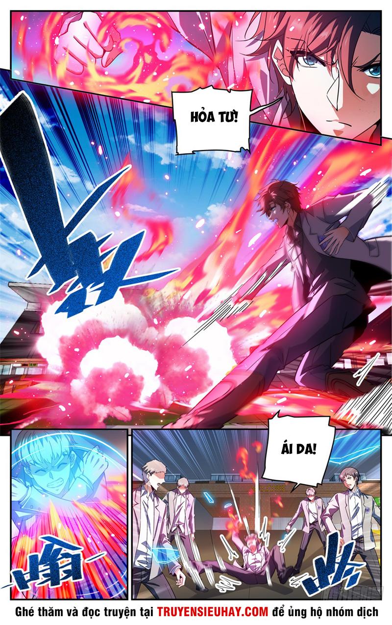 Toàn Chức Pháp Sư Chap 290 Upload bởi Truyentranhmoi.net