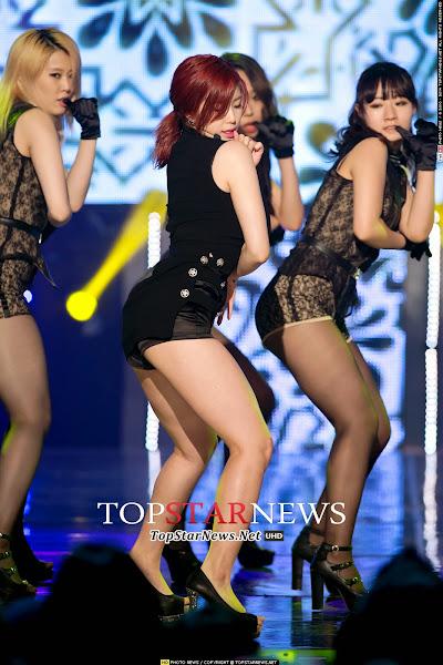 Hyoseong SECRET Live