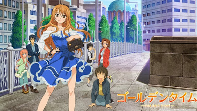 Golden Time Episode 1 2 3 4 5 6 7 8 9 10 Subtitle Indonesia