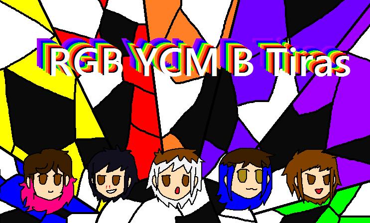 RGB YCM B Tiras