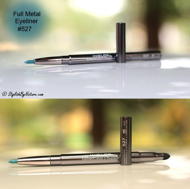 Full Metal Eyeliner 524 Inglot