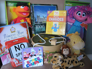 Gifts for Ronald McDonald House Ottawa