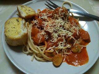 Cheesy Spaghetti ala Makoy Recipe