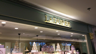 ::分享::My all time favourite - Laduree is in town!