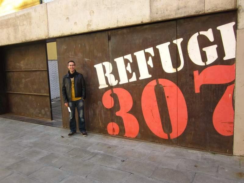 Refugi 307 in Barcelona