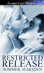 Restricted Release new from Ellora's Cave