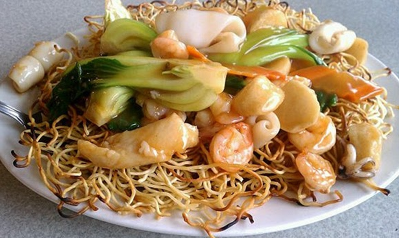 House Special Chow Mein Authentic Asian...