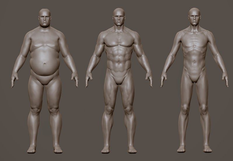 Slim Body Type Body Shapes Are Slim
