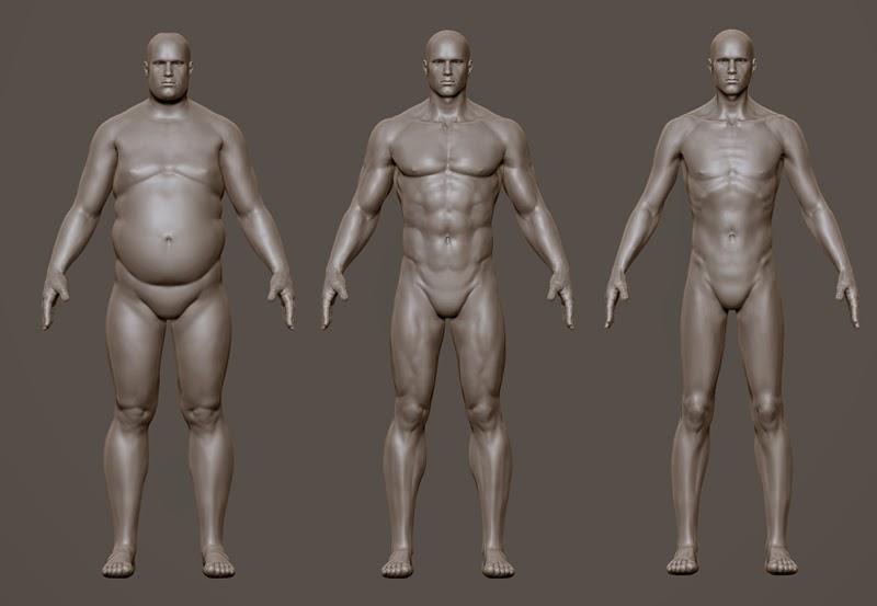 Male body pics