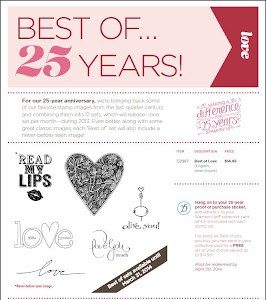 Best of 25 Years Promotion...Year Long!!!!