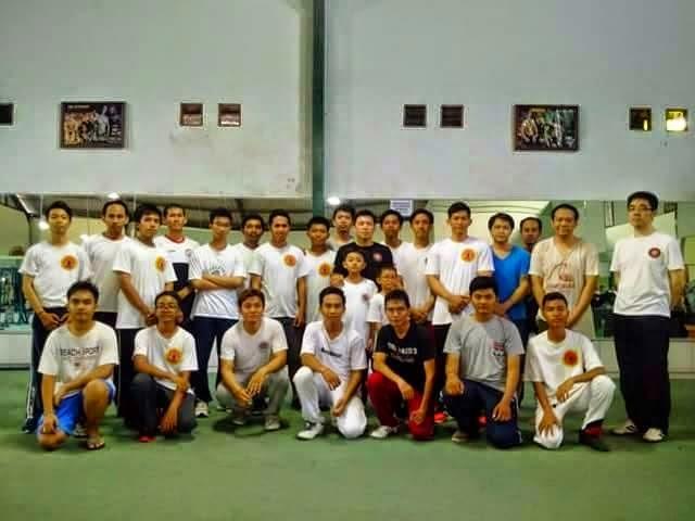 Seminar Filosofi Wing Chun 2015