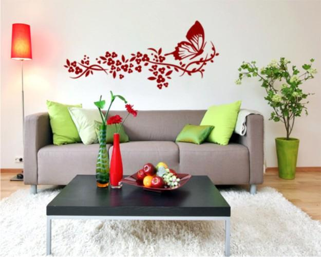 Pelike arte com amor pintura de paredes - Pinturas de paredes ...