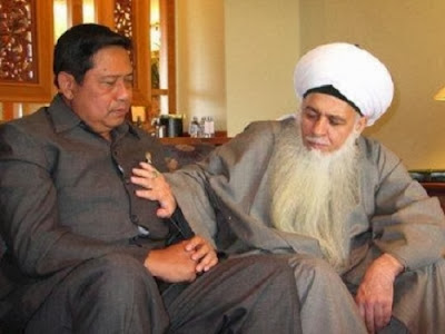 SBY, percaya klenik?