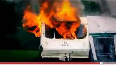 what happens when Top Gear + caravans