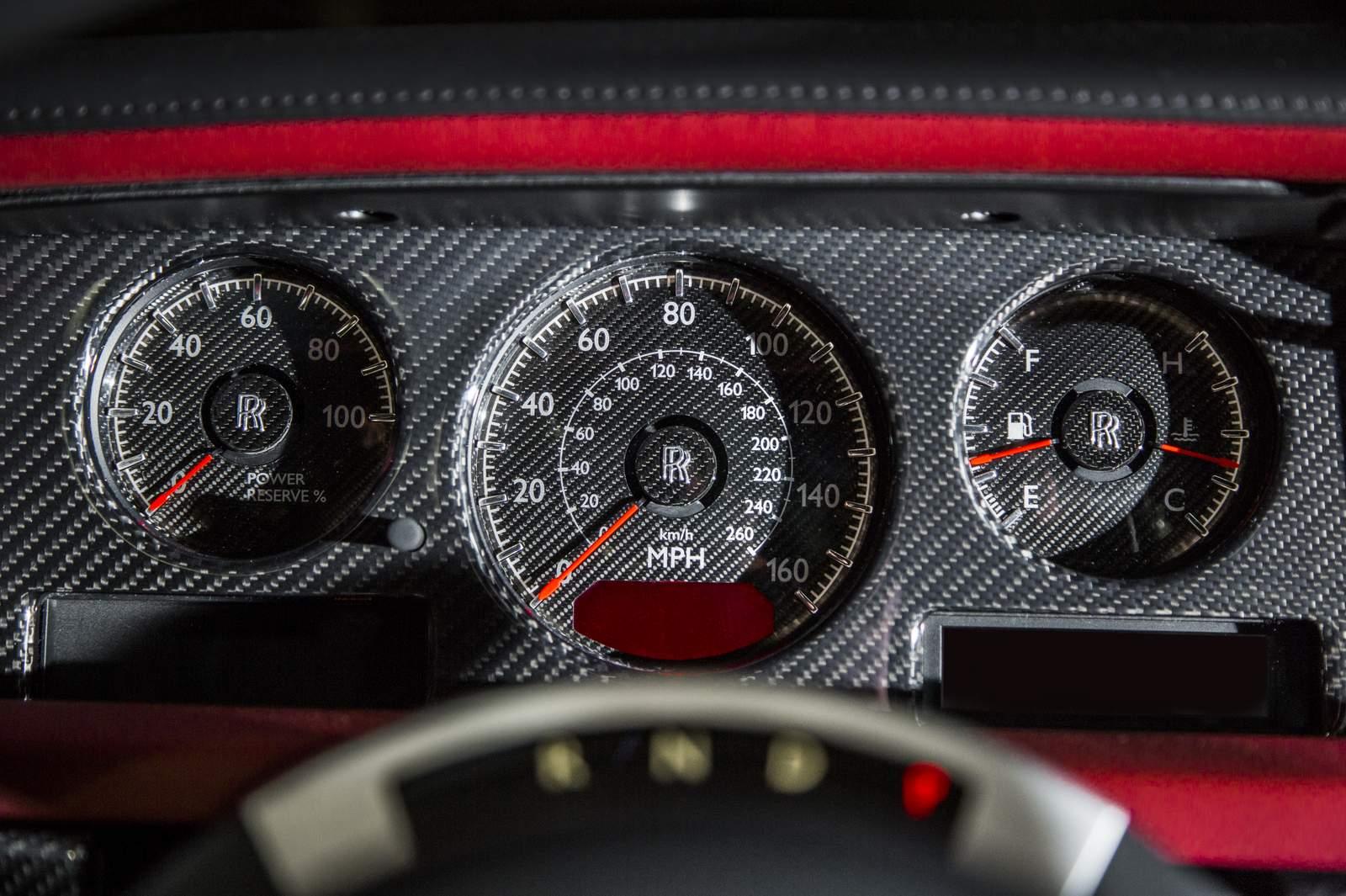 Rolls Royce Phantom Nighthawk