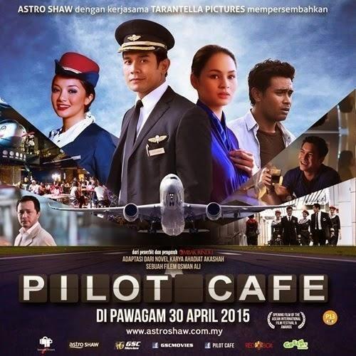 Pilot Cafe Adaptasi Novel Karya Ahadiat Akashah