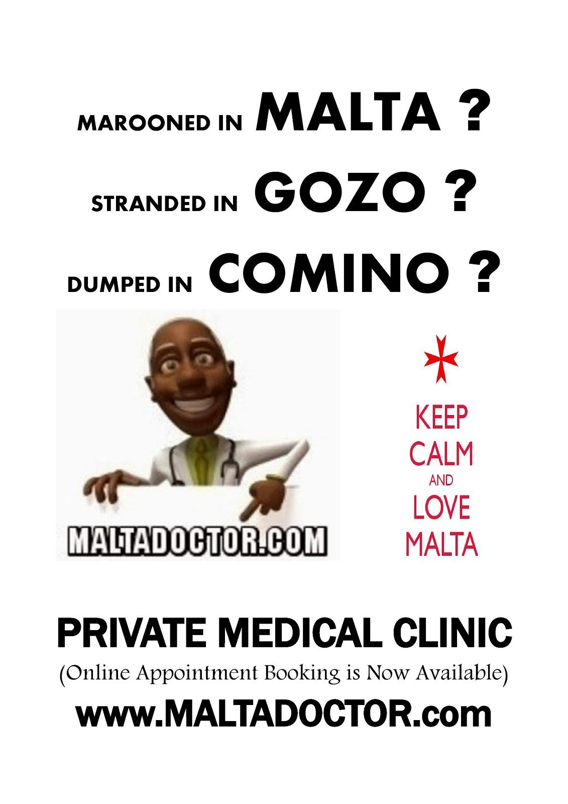 Malta Doctor | #Malta | Malta | @MaltaDoctor | Doctor in Malta | #MaltaDoctor | Private Clinic