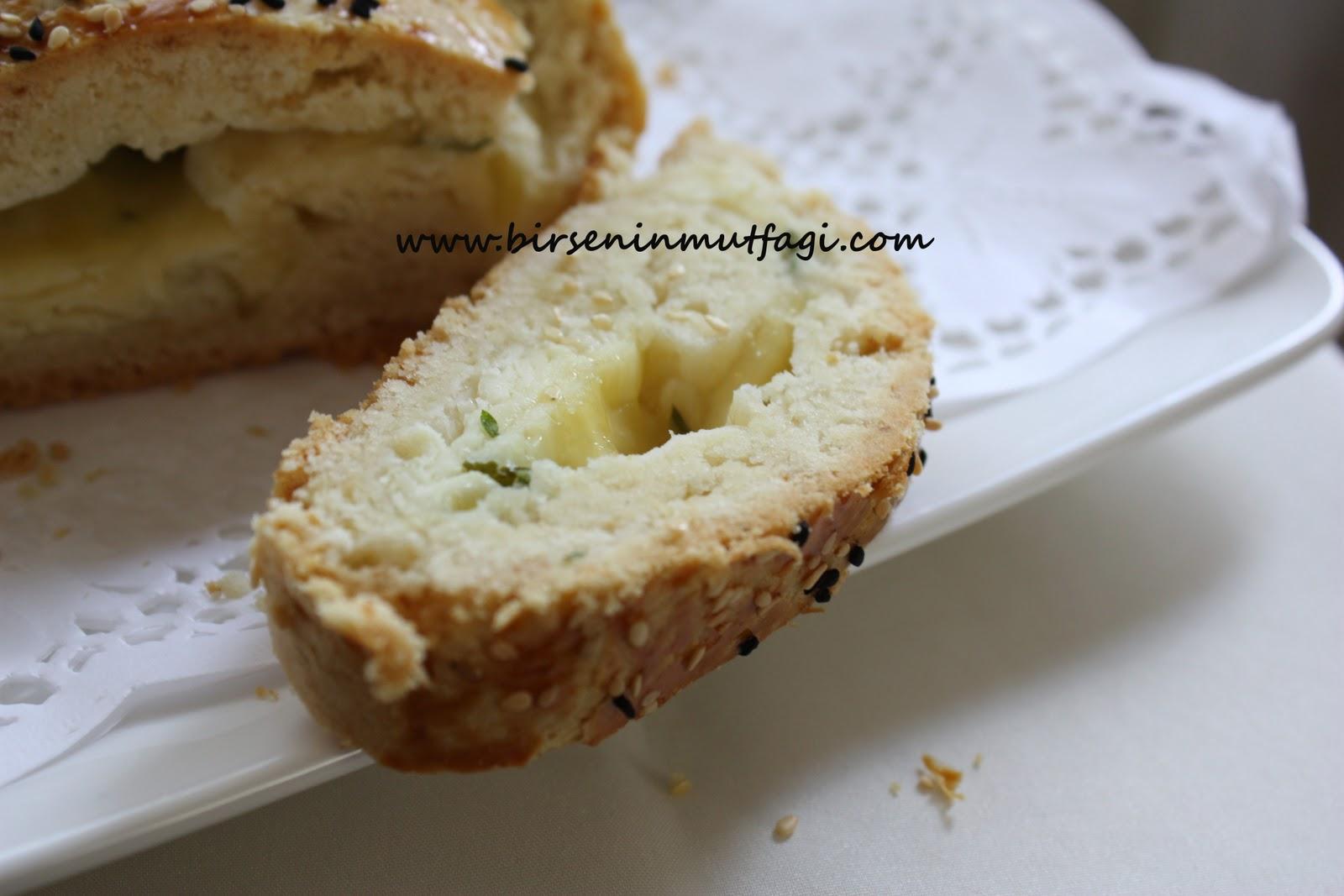 Peynirli Mini Rulo Poğaça Tarifi