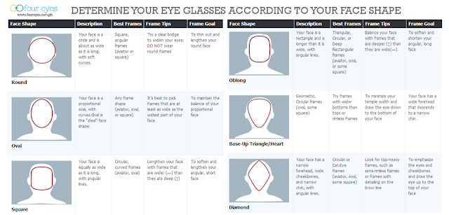 Glasses Frame List : Manila Shopper: A Fashion Statement with FourEyes.com.ph ...