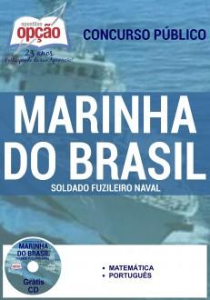 Apostila Concurso Marinha do Brasil - Soldado Fuzileiro Naval - 2016