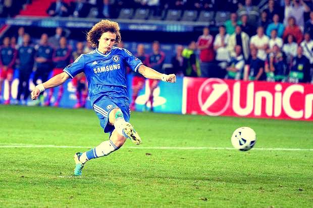 David Luiz to Barca