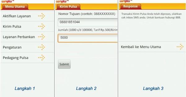 Cara Transfer Pulsa SmartFren (Smart, Fren) - Info Seluler dan Mobile