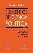 Elementos de Ciencia Política. Vol. 1