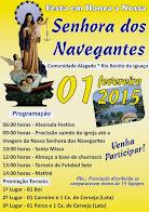 Rio Bonito do Iguaçu:Festa em Honra a Nossa Senhora dos Navegantes / Comunidade Alagado