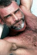 Gray Haired Man - Hot Daddies