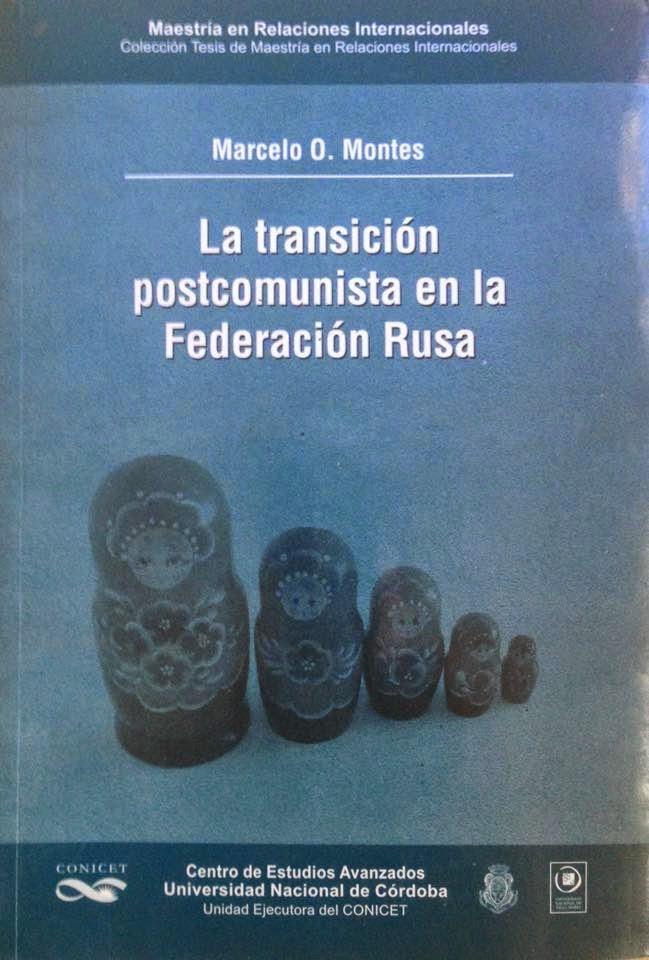 TESIS DE MAESTRIA SOBRE RUSIA