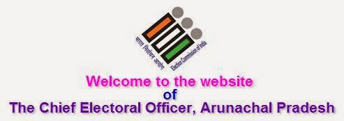 Arunachal Pradesh voter list 2014