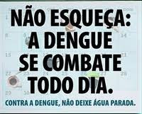 CAMPANHA CONTRA A DENGUE!