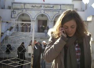 La journaliste Hind Meddeb et le rappeur Men-Ay condamnés à 4 mois de prison avec sursis