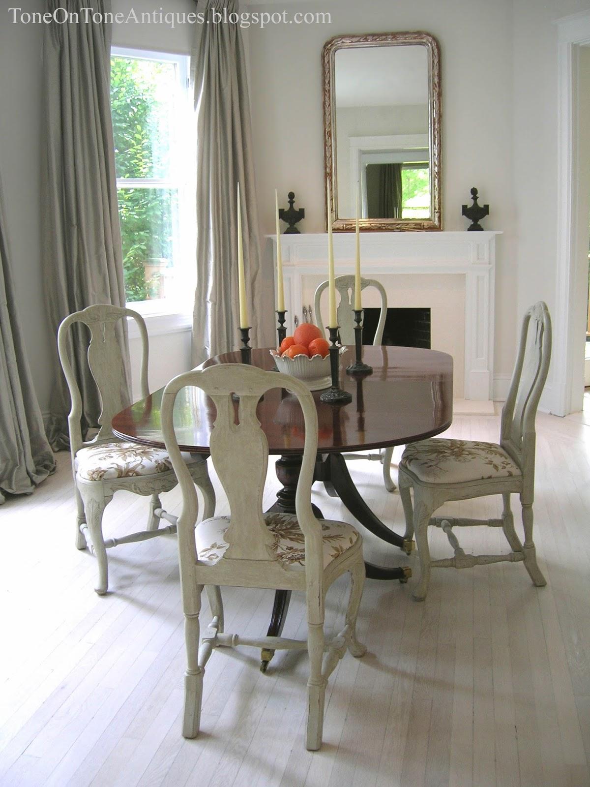 Light Tone Hardwood Floor