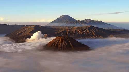 Wisata Gunung Bromo Tengger