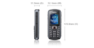 Samsung-Solid-Immerse-GT-B2710-Best-Cool-Gadget-Device-Size
