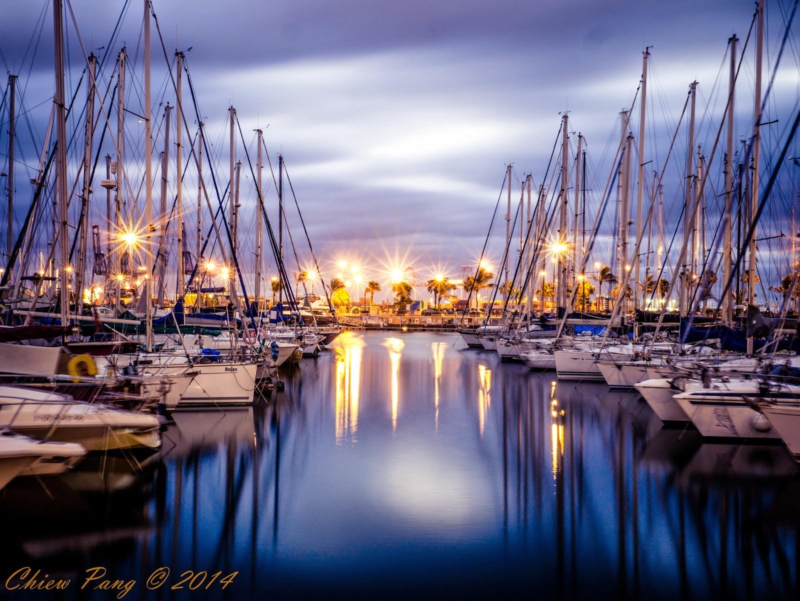 Sports Marina, Muelle Deportivo, Las Palmas de Gran Canaria