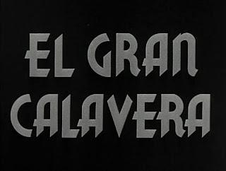 El gran calavera | Fotografías de la película | Luis Buñuel