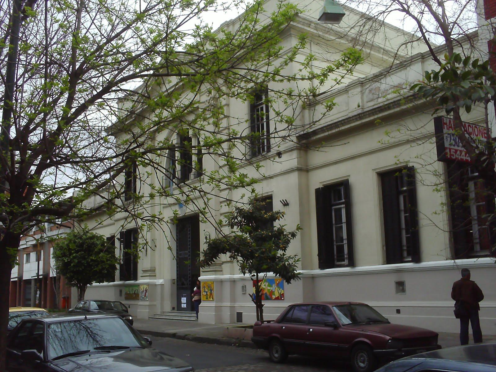 """Escuela """"Padre Castañeda"""" N°24 de.12"""