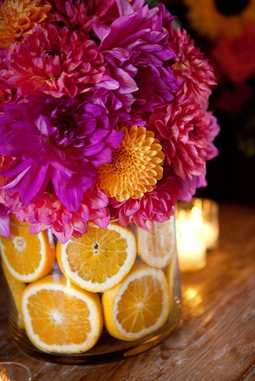 Flower Vase Decoration Ideas