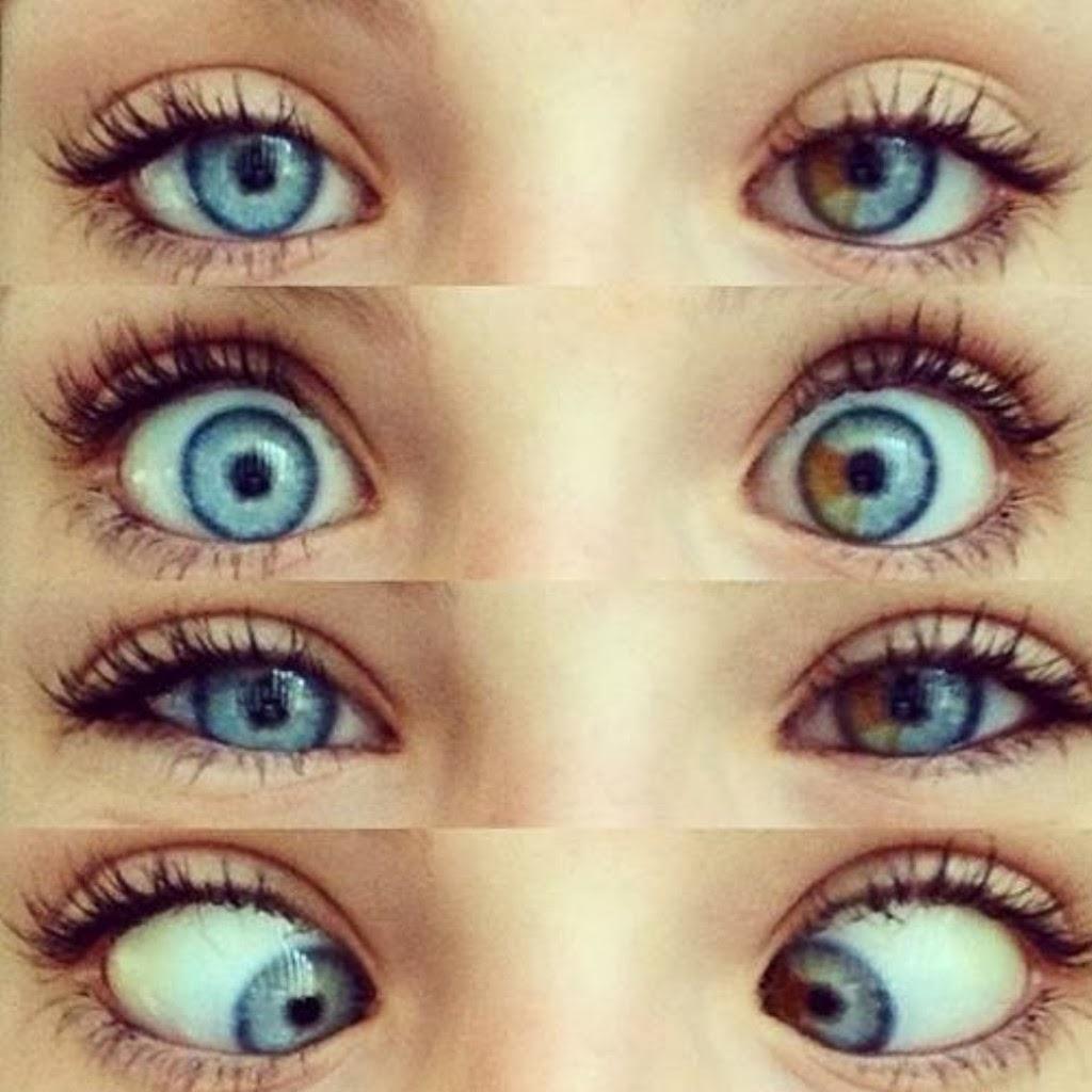 Eye makeup tumblr blue eyes