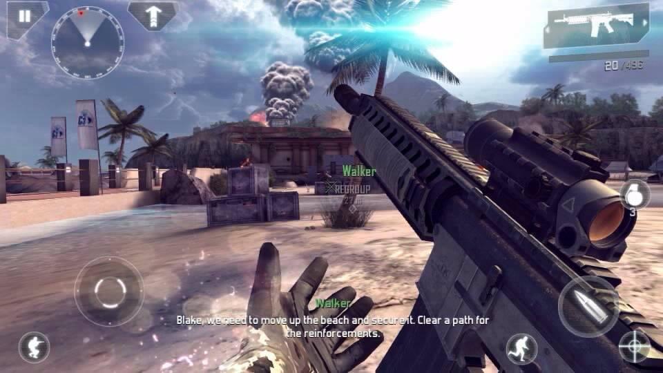 modern combat 5 blackout mod apk 2.9.0k