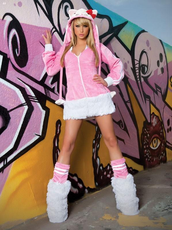 Sara Jean Underwood hot Cosplay photo 2012