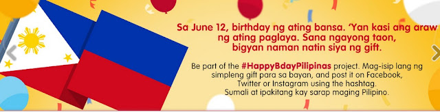 #HappyBdayPilipinas