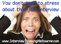 interview coaching - no need to stress
