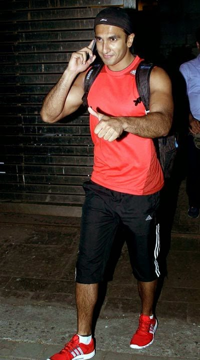 Ranveer Singh Latest news