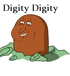 gdigity digity diglett glenn quagmire