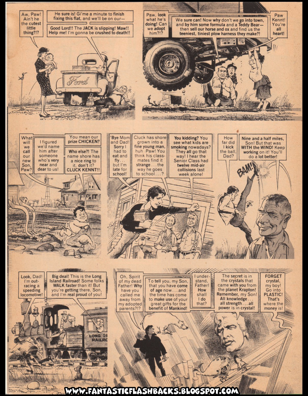 1979 superman movie magazine